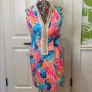 Sleeveless Lilly Pulitzer dress